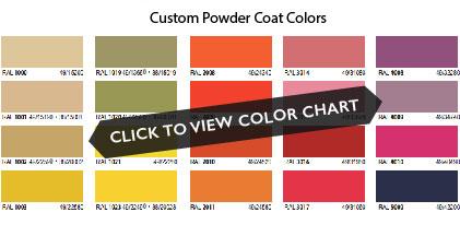 tiger-custom-RAL-powder-coat-paints